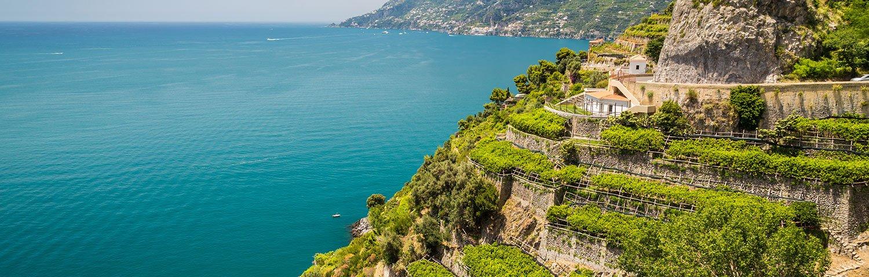 Kampanien Weinland Italien