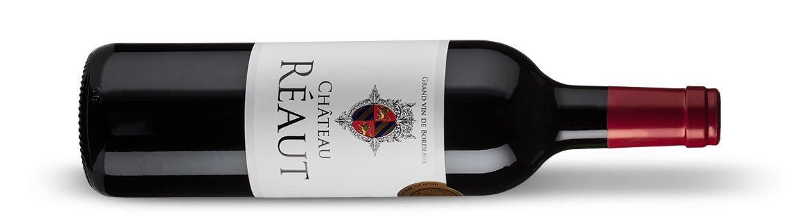 Weinflaschen Bordeauxflasche