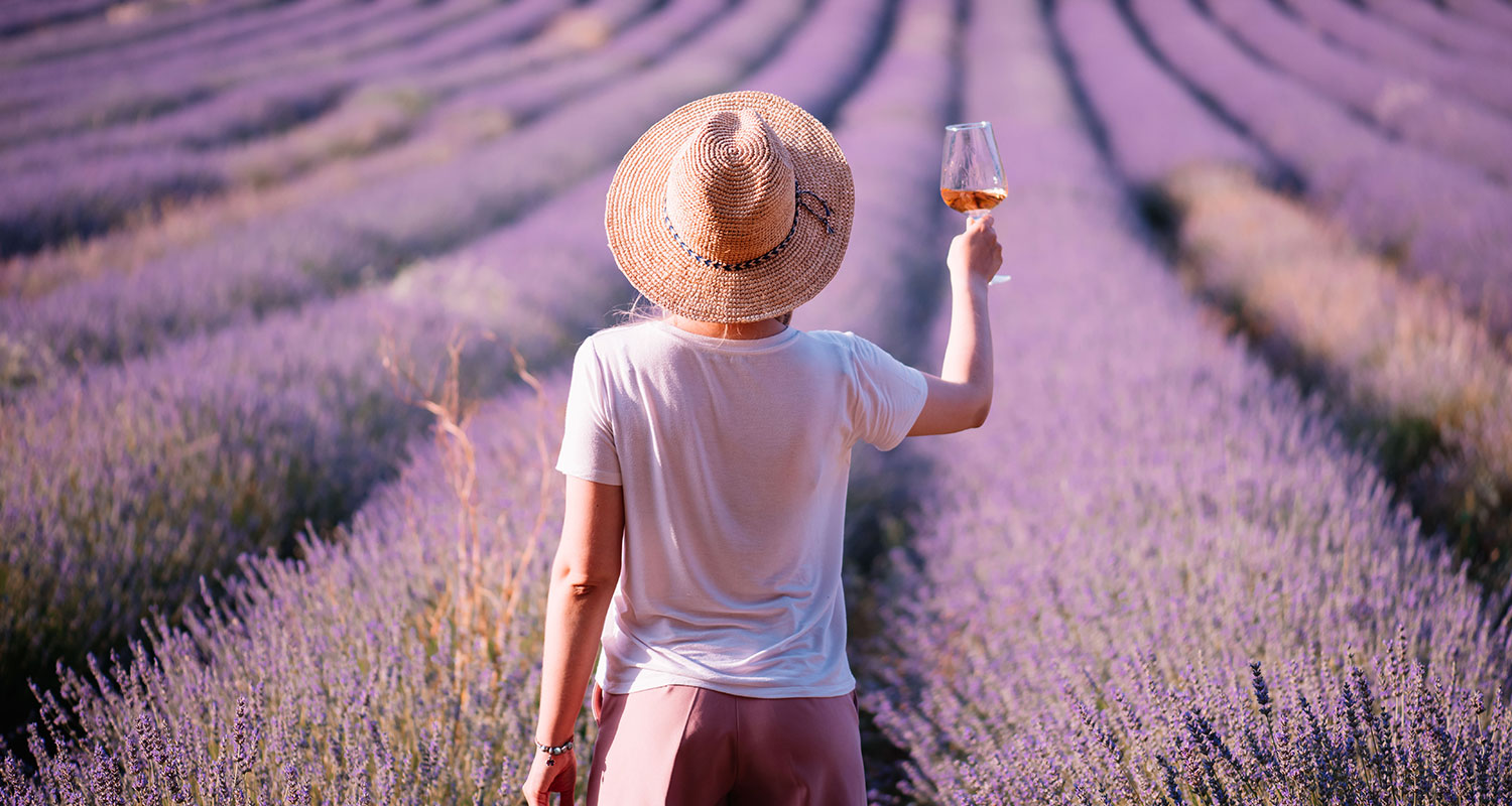Provence Wein