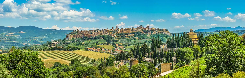 Weinland Italien Umbrien