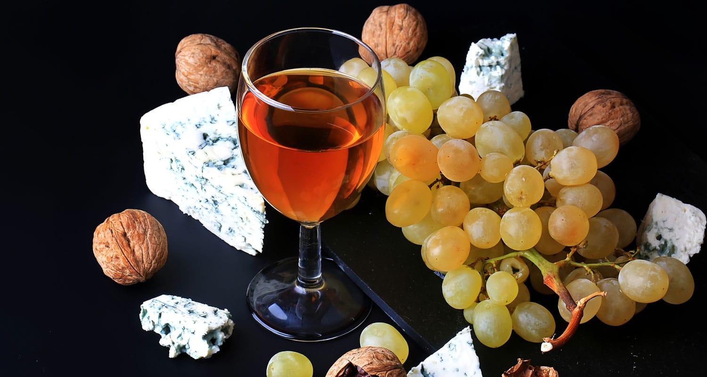 Malvasia ist ein optimaler Dessertwein