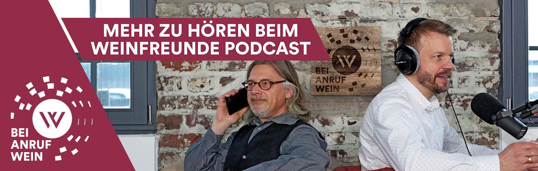 Bei Anruf Wein - der Weinfreunde Podcast