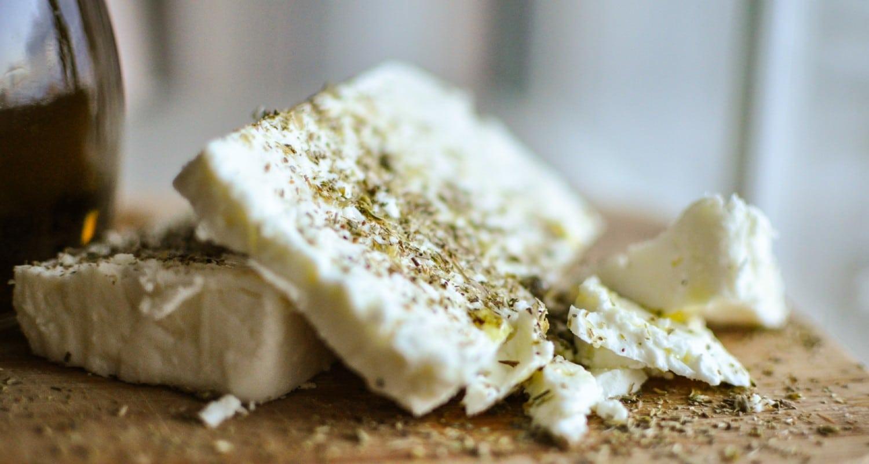 salziger Käse