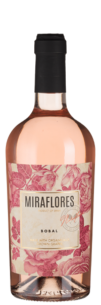 Miraflores Bobal Rosado (Bio) 2020