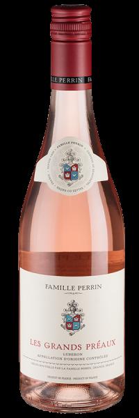 Les Grands Préaux Luberon Rosé 2019