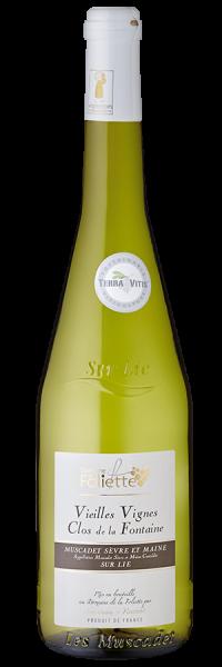 Vieilles Vignes Clos de La Fontaine Muscadet Sévre et Maine 2019