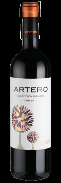 Artero Colección Privada Tempranillo 2018