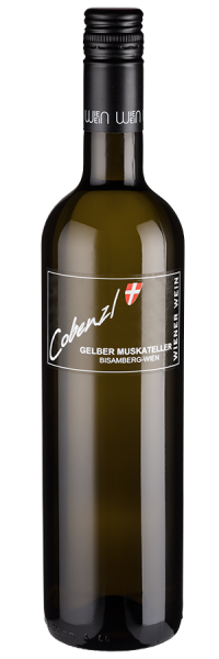 Gelber Muskateller Bisamberg 2019