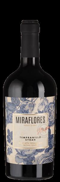 Miraflores Tempranillo-Syrah (Bio) 2020