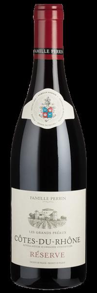 Les Grands Préaux Côtes-du-Rhône Réserve 2018